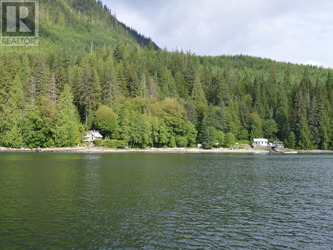 DL 1538 Sonora Island, sonora island, British Columbia