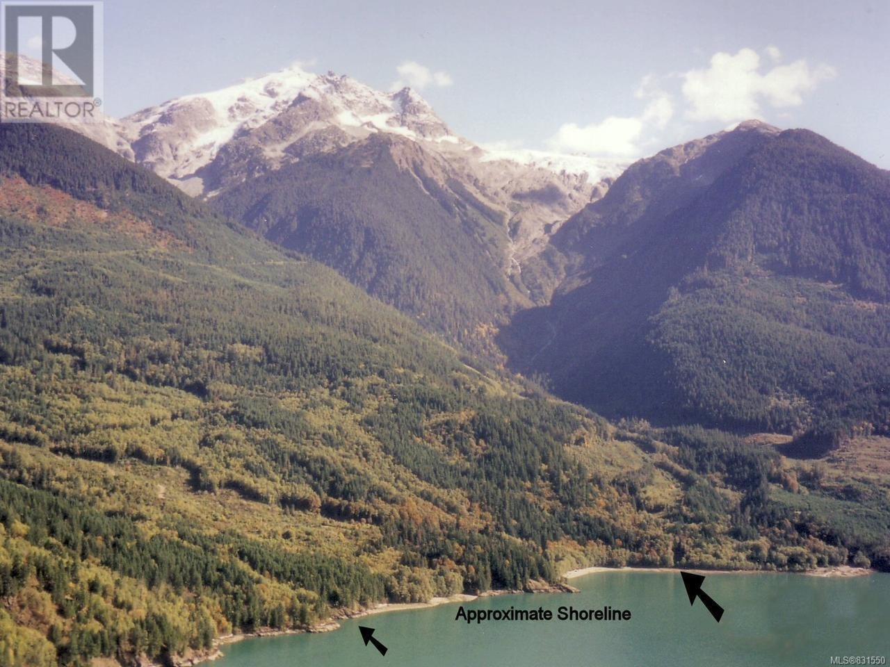 DL 1971 Bute Inlet, none, British Columbia